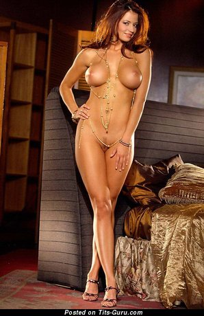 Candice Michelle - Fine American Playboy Doll with Fine Defenseless Round Fake Medium Sized Tits (Hd Sex Pix)