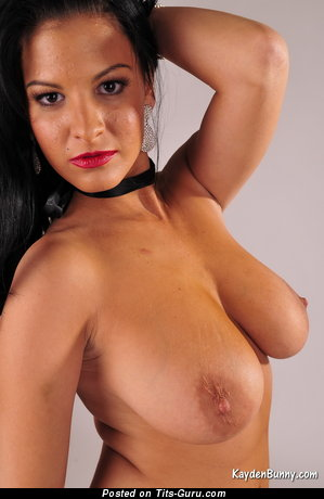 Image. Kayden Bunny - naked wonderful female with big natural tits photo