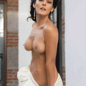 Andrea Garcia - latina with medium natural boob photo