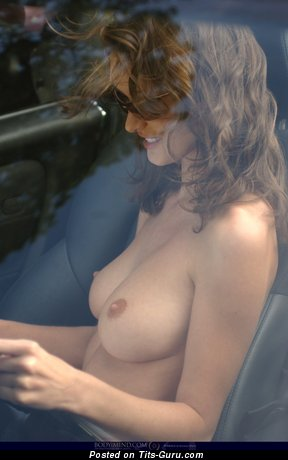 Image. Anonymous - amateur amazing woman with medium tots picture