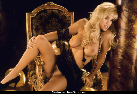 Jenny Mccarthy - The Nicest American Playboy Blonde Actress with The Nicest Bald G Size Tittys (Xxx Wallpaper)