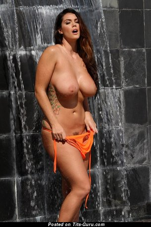 Alison Tyler - naked hot female with big tits photo