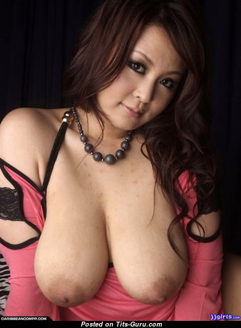 Airi Ai - Perfect Japanese Red Hair Pornstar with Perfect Naked Real Tots (Hd Xxx Picture)