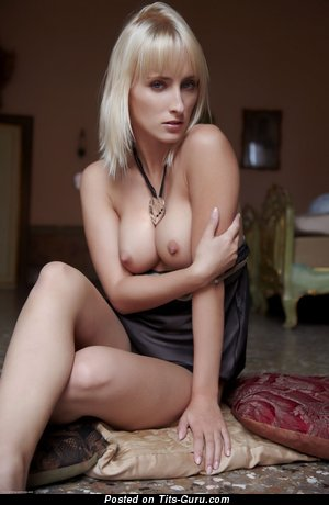 Image. Awesome female with natural boobs image