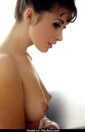 Astrid Schulz - Cute Topless Dutch Playboy Red Hair with Cute Defenseless Natural Paltry Tots & Big Nipples (Hd Xxx Wallpaper)