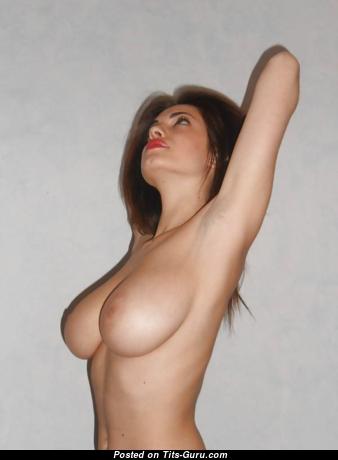 Eva Alegra - Dazzling Italian Red Hair with Dazzling Naked Real Tight Tit (Xxx Photo)