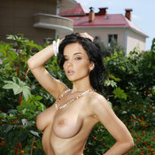 Jenya D - wonderful female with big breast pic