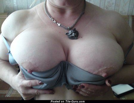 Image. Angelica - naked beautiful girl with big natural tots and big nipples picture
