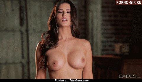 Image. Nude hot girl with big tits gif