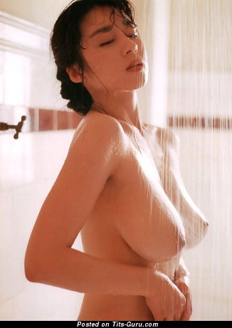 Image. Chicao Aoyama - beautiful woman with big natural boobies image