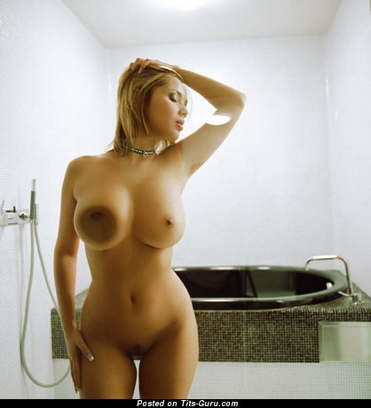 Image. Naked nice lady with big breast photo