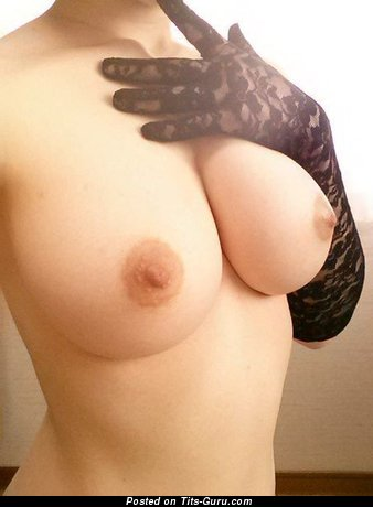 Naked hot female with big tits photo
