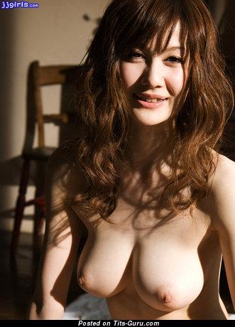 Image. Erika Kirihara - nude asian with medium natural boob picture