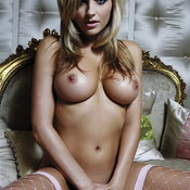 Sam Cooke - blonde with big boobs picture