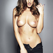 Rosie Jones - amazing woman with big natural boobs image