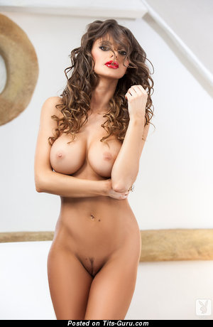 Image. Naked hot female with big breast picture