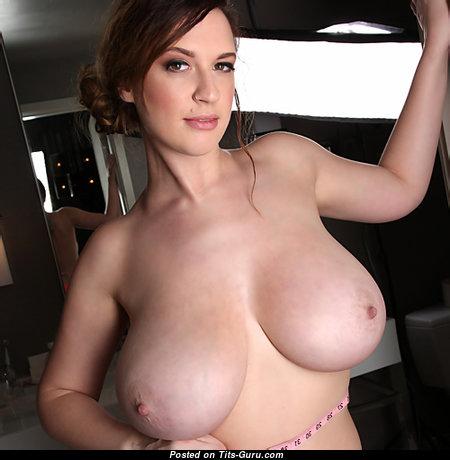 Splendid Unclothed Babe (Porn Picture)
