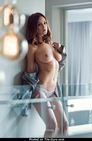 Image. Sexy topless amateur wonderful lady pic