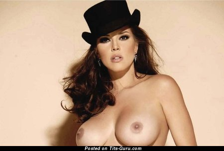 Image. Nice lady with big tittes photo