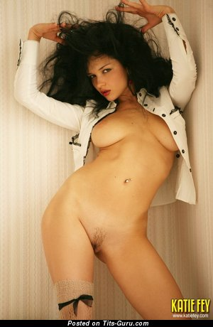 Image. Jenya D - naked wonderful girl with big natural tits image