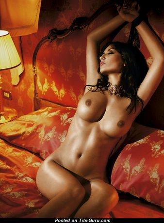 Cristina Maria Stefanescu - Marvelous Topless Skirt with Marvelous Nude Natural Medium Knockers (Hd Sex Pix)