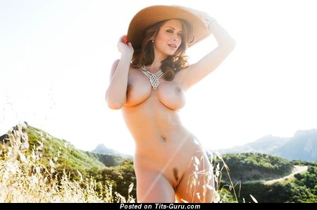 Image. Naked awesome girl with big tittys photo
