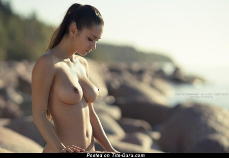 Naked awesome girl photo