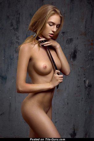 Fia Meos - Delightful Babe with Delightful Nude Natural Pint-Sized Boob (18+ Picture)
