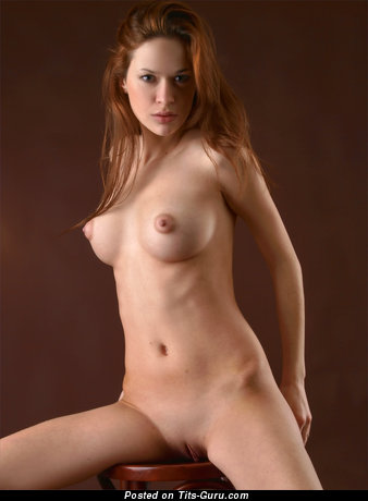 Magnificent Naked Lassie with Puffy Nipples (Hd Porn Picture)