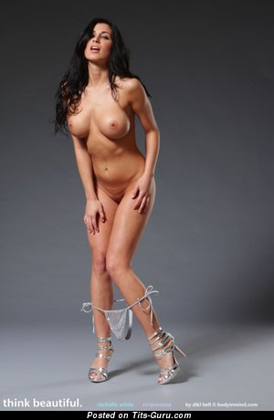 Image. Rachelle - nude awesome woman with big tits photo