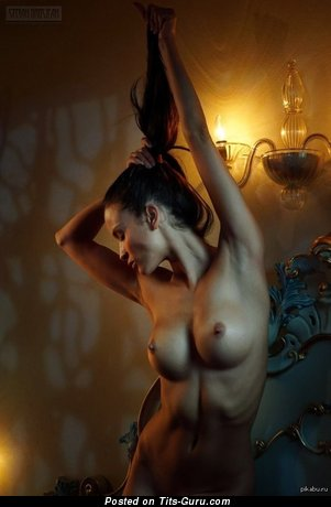 Nice Floozy with Nice Open H Size Titties (18+ Photoshoot)