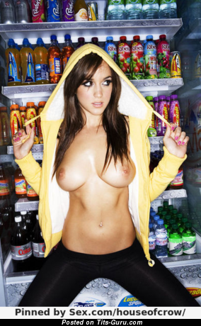 Image. Rosie Jones - beautiful lady with big natural tots picture