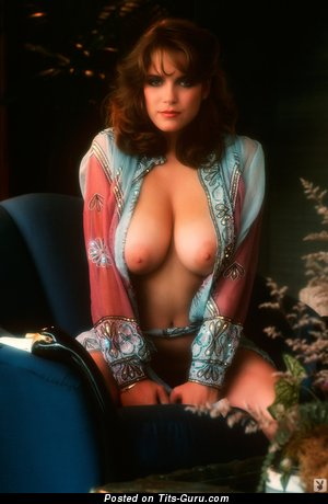 Image. Charlotte Kemp - naked wonderful lady with big natural boobies pic