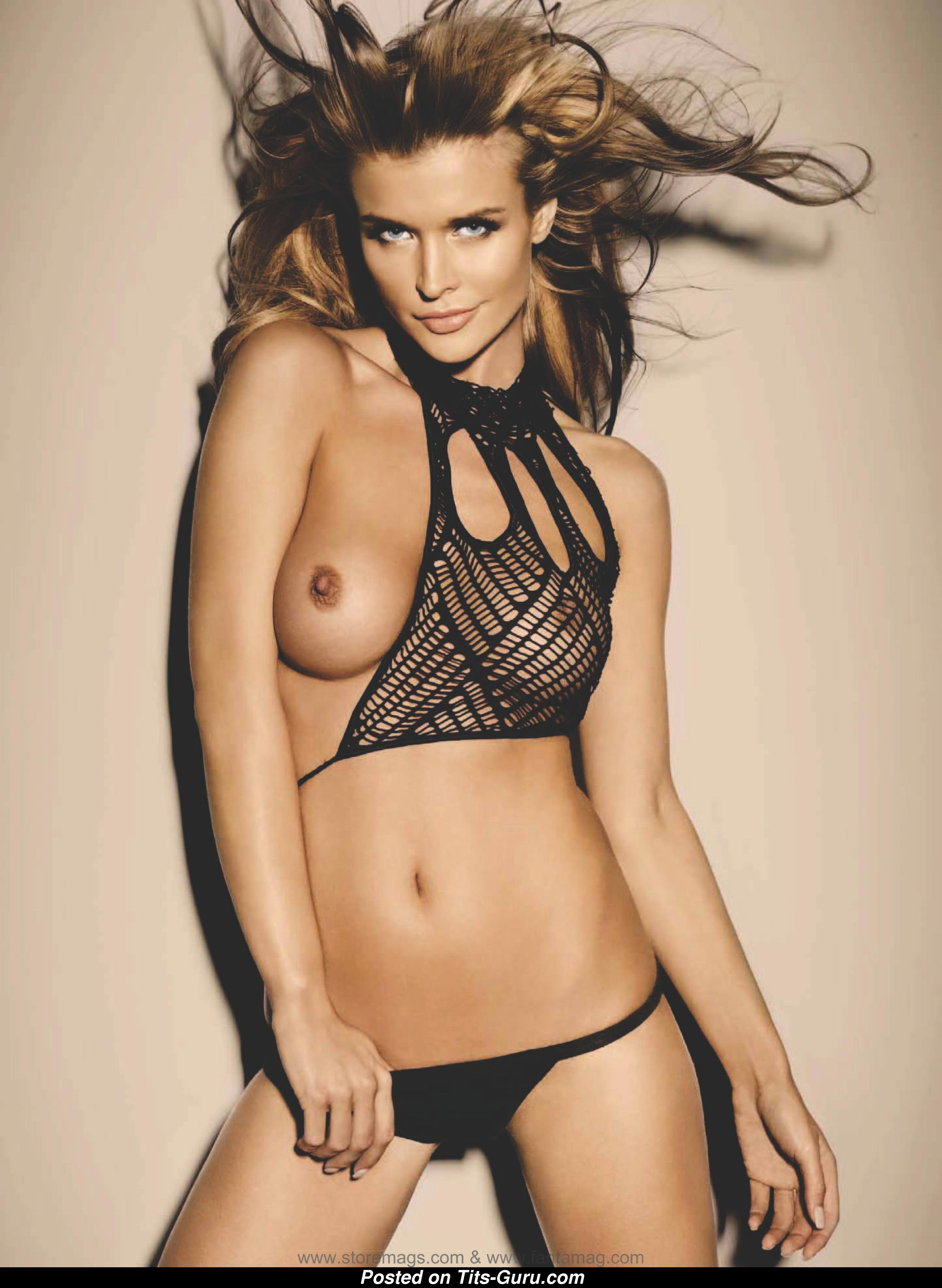Joanna Krupa - Playboy Red Hair With Bare Average Boobys -2739