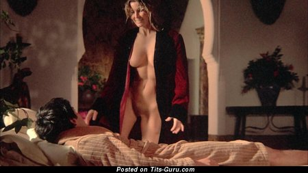 Bo Derek - Stunning American Gal with Stunning Naked Real Titty (Vintage Hd Xxx Foto)