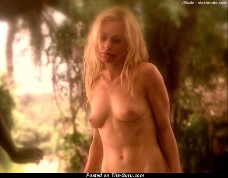 Anna Paquin - Handsome Canadian Blonde with Elegant Naked Real Boobs (Hd Porn Pix)