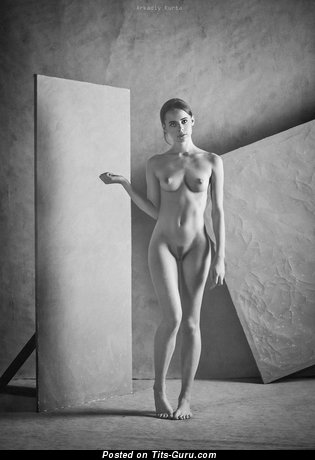 Image. Kristina Zhuk - sexy naked awesome female picture