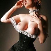 Beautiful lady photo