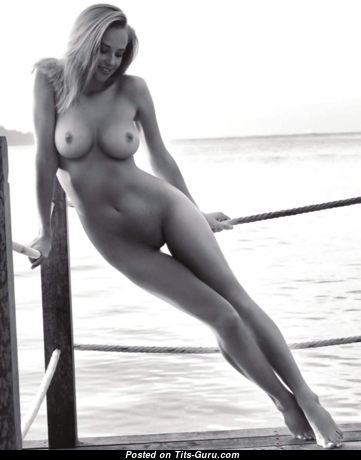 Genevieve Morton - Fascinating Topless South African Blonde with Fascinating Naked Normal Tittys (Hd Xxx Photoshoot)
