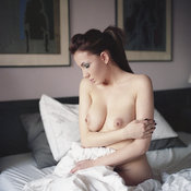 Exquisite Babe with Exquisite Nude Natural D Size Tit (Sex Pix)