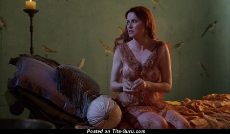 Lucy Lawless - sexy naked amazing woman picture
