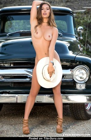Gia Ramey - Exquisite Unclothed Playboy Brunette (Hd Sexual Picture)