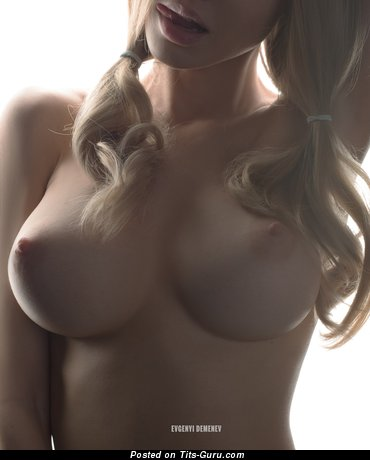 Ольга Сереброва - Fascinating Blonde Secretary, Mom, Babe, Wife, Housewife & Pornstar with Fascinating Exposed Natural Regular Hooters & Big Nipples (Amateur Hd Xxx Pic)