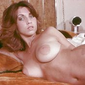 Linda Gordon Aka Stephanie Platt - sexy beautiful female with natural breast vintage