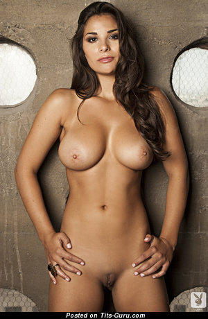 Anna Andelise - Yummy American Playboy Woman with Yummy Open Natural Medium Sized Breasts (Hd Sexual Wallpaper)