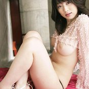 Akari Hoshino - asian with big natural breast pic