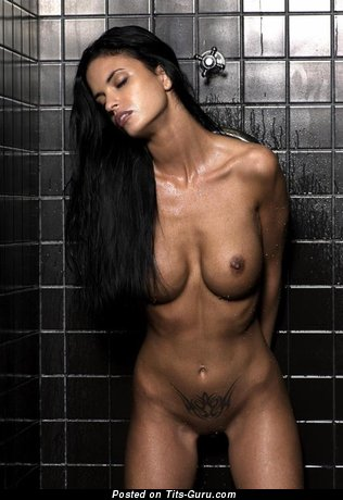 Image. Helena Karel - naked awesome lady with medium tittes photo