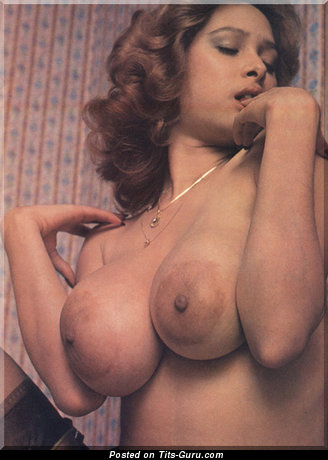 Image. Rosemary Saneau - nude nice woman with big natural boobies and big nipples photo