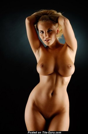 Image. Nude wonderful female with big tittes picture