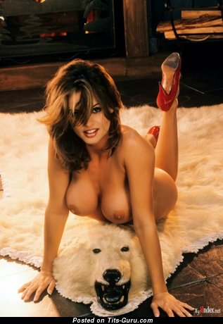 Image. Nude hot lady with big tots image